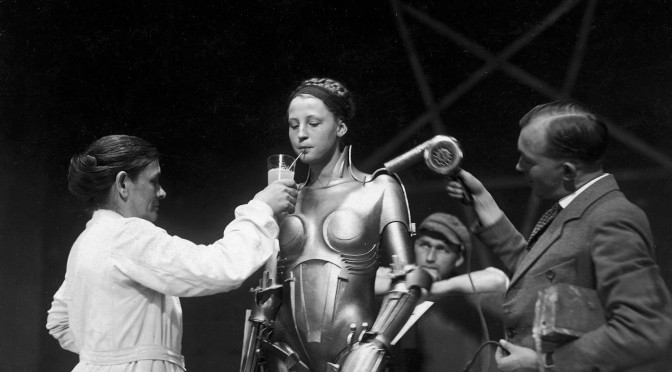 The Making of Metropolis in the Silent Era