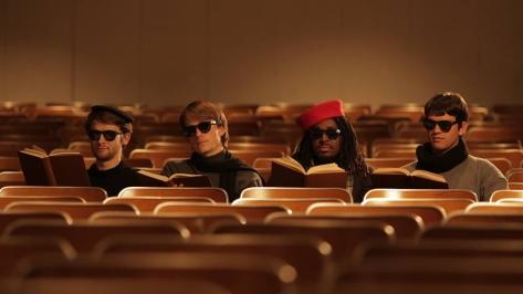 The Beatnik's, the school's definitive clique.